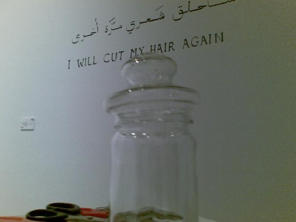 I'll cut my hair again 4